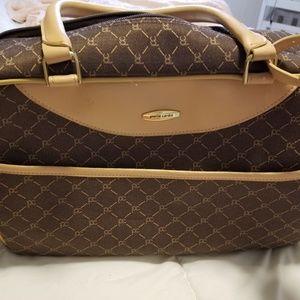 Like New Pierre Cardain Luggage